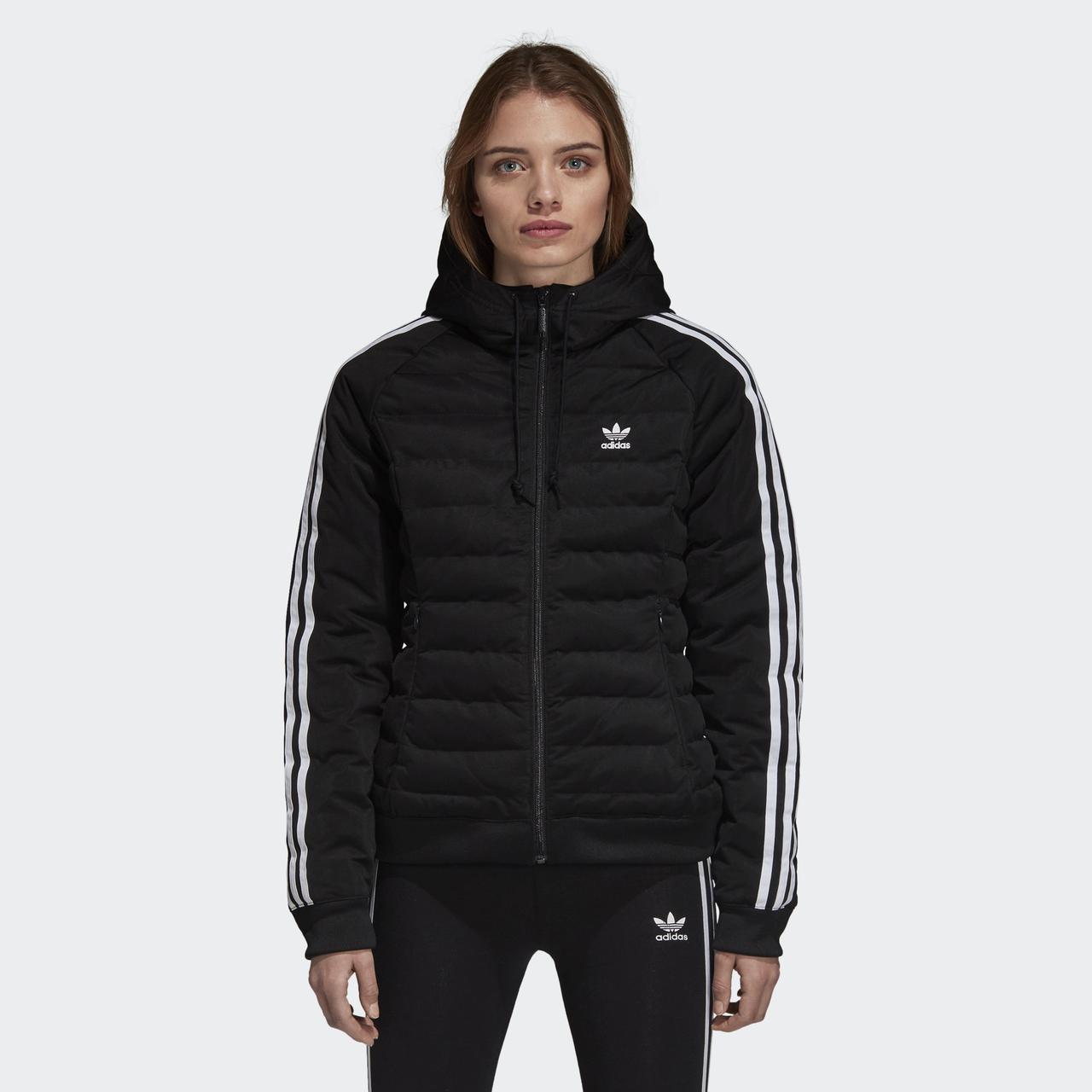 cb6bfe3df94c Купить Женская куртка Adidas Originals Slim (Артикул  DH4587) в ...