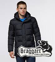 Braggart Dress Code 15412Q | Куртка мужская с капюшоном графит