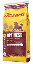 Сухой корм Йозера Оптинесс (Josera Optiness) для собак нормальной активности, 15 кг