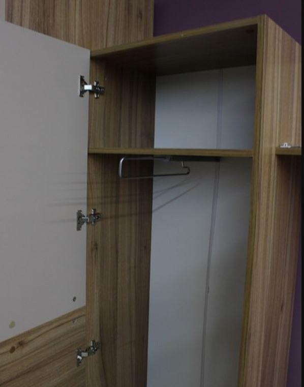 Шкаф 1-дверный (наполнение)