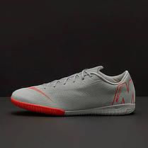 Футзалки Nike MercurialX VaporX 12 Academy IC AH7383-060 (Оригинал), фото 2