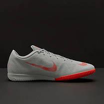 Футзалки Nike MercurialX VaporX 12 Academy IC AH7383-060 (Оригинал), фото 3