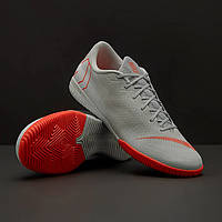 Футзалки Nike MercurialX VaporX 12 Academy IC AH7383-060 (Оригинал)