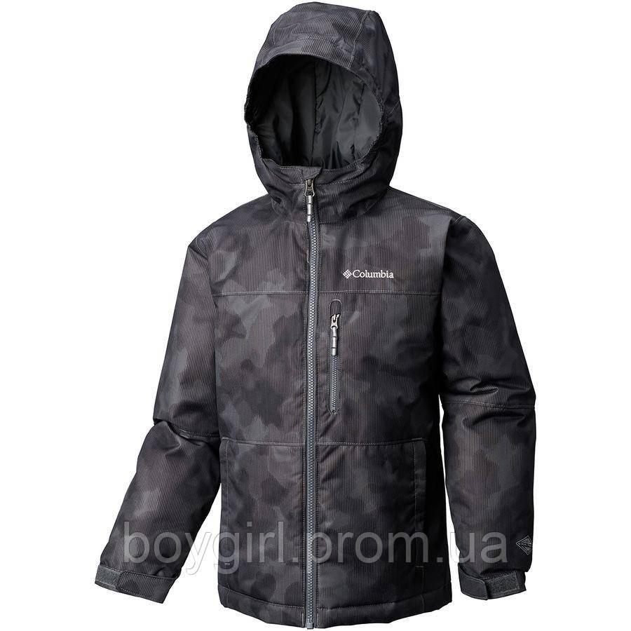 Зимняя удлинённая куртка Columbia Omni-Heat с системой роста ... 967b9bb1c7ad7