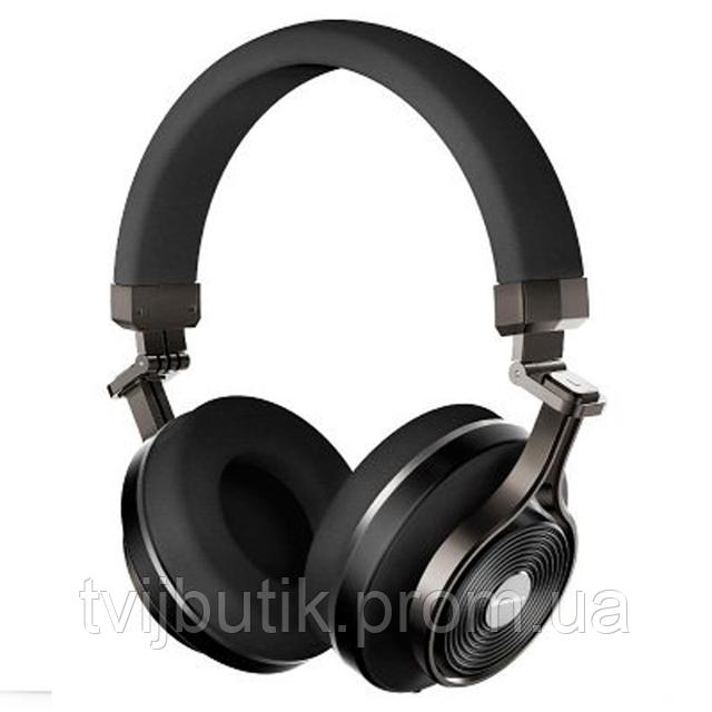 Bluetooth наушники BLUEDIO T3 Black (00055)