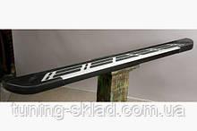 Силові пороги Hyundai ix35 (варіант Sunrise)