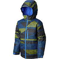 Зимняя удлинённая куртка Columbia Omni-Heat с системой роста L bd14832ed92ab
