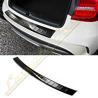 Накладка на задний бампер для Mercedes GLA-Class x156, фото 1