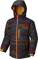 Зимняя удлинённая куртка Columbia Omni-Heat с системой роста , фото 1