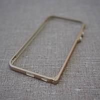 Бампер алюм. Baseus Eternal Tiffany Diamond iPhone 6 gold (FRAPIPH6-DXOR) EAN/UPC: 6953156236189