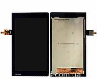 Дисплей (экран) для Lenovo Yoga Tablet 3 850F + тачскрин, черный