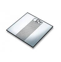 Стеклянные весы с платформой из высококачественной нержавеющей стали GS 36