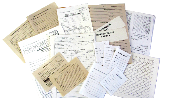 Печать фирменных бланков в Днепре