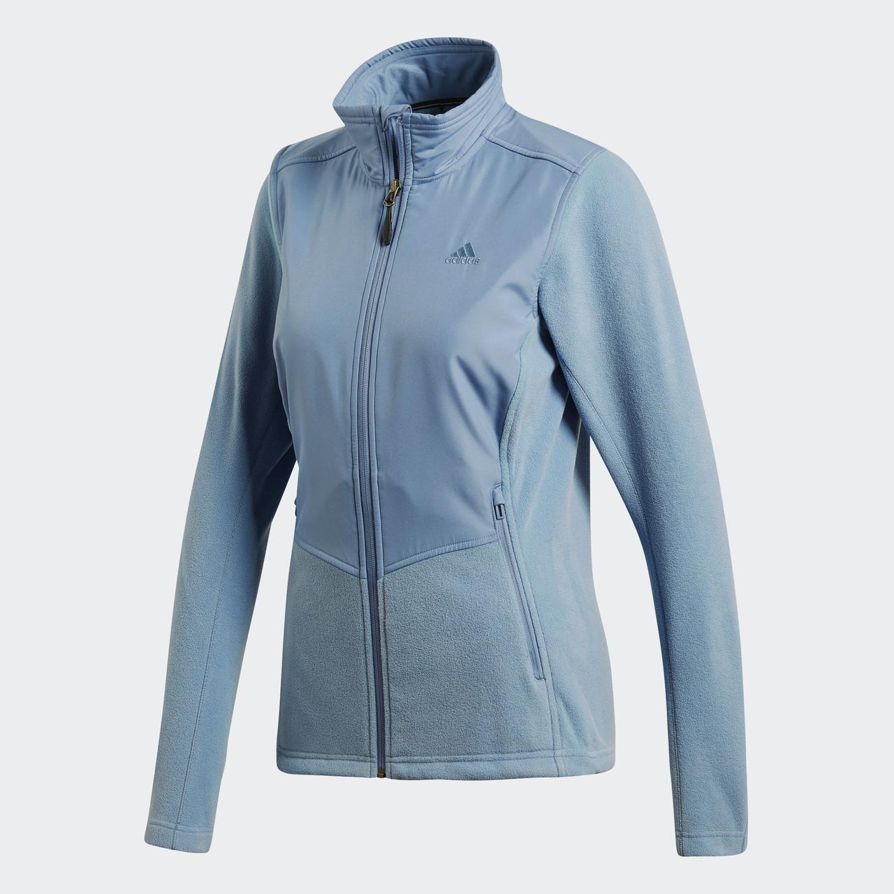 278f88dcacf5 Купить Женская куртка Adidas Outdoor Windfleece (Артикул  DN6002) в ...