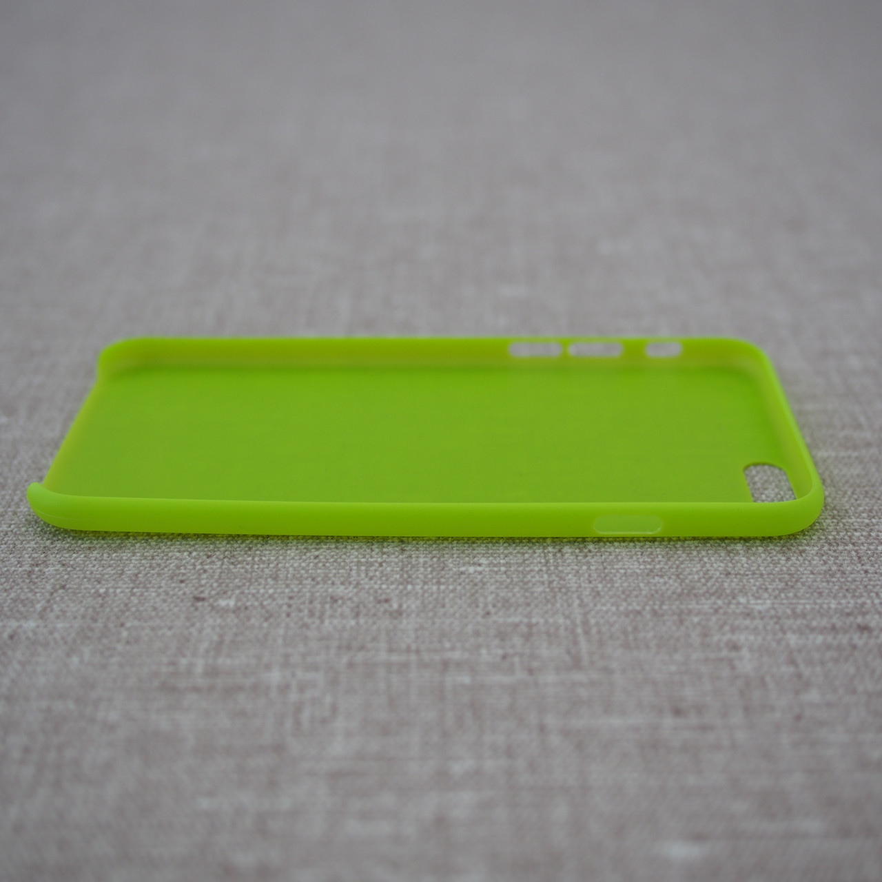 Чехол Happy Plugs Ultra Thin iPhone 6 green Для телефона