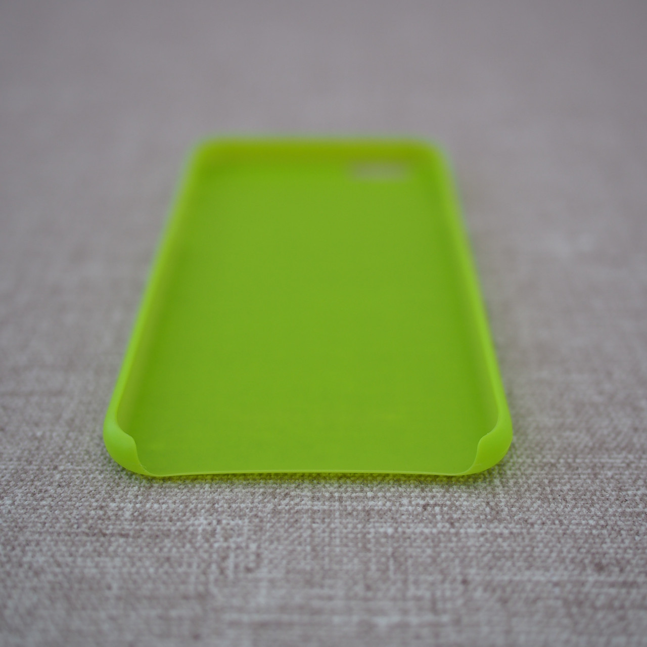 Чехол Happy Plugs Ultra Thin iPhone 6 green
