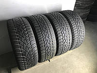 Шины бу зима 225/55R17 Dunlop SP Winter Sport 3D (RFT) 4шт 6мм