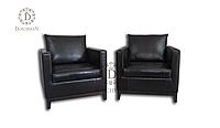 Кожаные кресла по индивидуальному дизайну купить в Украине, фото 1