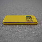 Чехол Goospery WOW! Bamper View iPhone 6 yellow, фото 6