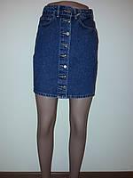 Юбка джинсовая на пуговицах AROX 67, фото 1
