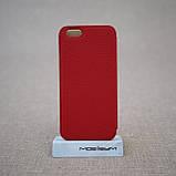Чехол ROCK Jazz iPhone 6 red EAN/UPC: 6950290681578, фото 2