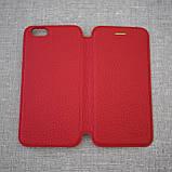 Чехол ROCK Jazz iPhone 6 red EAN/UPC: 6950290681578, фото 4