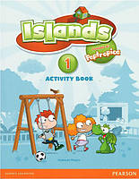 Islands 1 Activity Book + PinCode