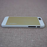 Чехол Spigen Aluminum Fit iPhone 6 champagne gold (SGP10945) EAN/UPC: 8809404212673, фото 4