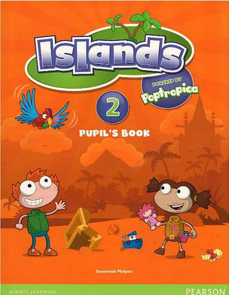 Islands 2 Pupil's Book + PinCode, фото 2
