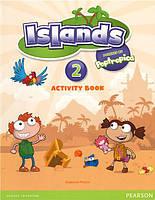 Islands 2 Activity Book + PinCode