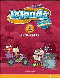 Islands 3 Pupil's Book + PinCode