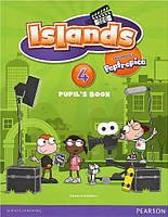 Islands 4 Pupil's Book + PinCode