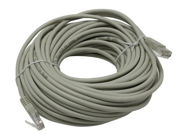 Купить Патч корд RJ45 LAN кабель 20m MHZ 13525-10