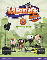 Islands 4 Activity Book + PinCode