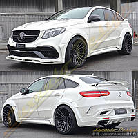 Обвес стиль Hamann для Mercedes GLE-Coupe, фото 1