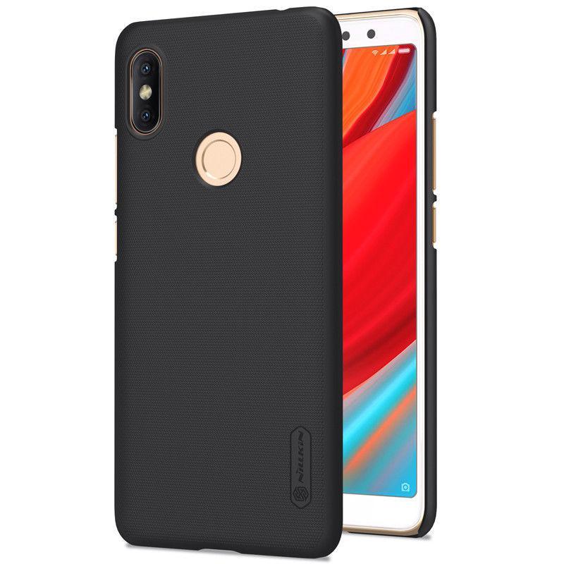 Nillkin Xiaomi Redmi S2 Super Frosted Shield Black Чехол Накладка Бампер