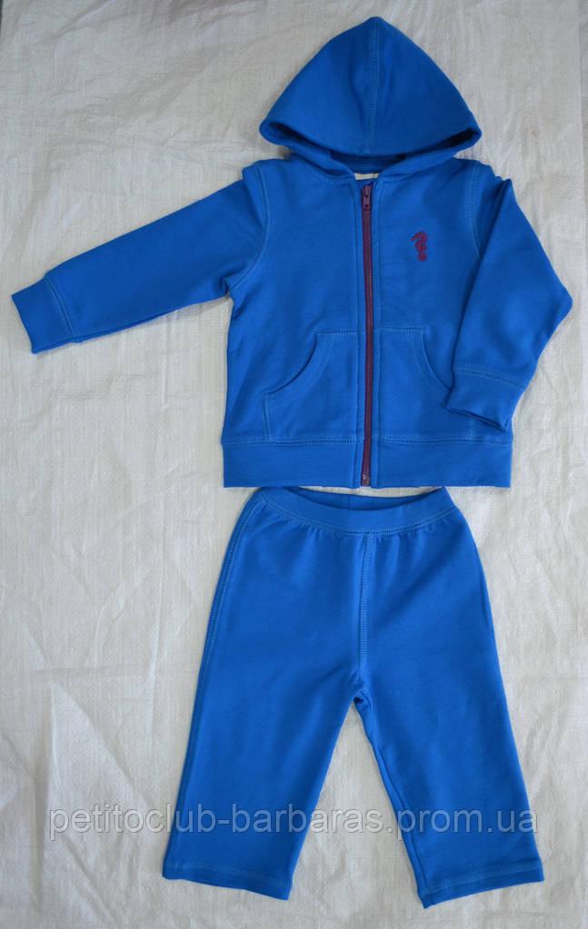 Спортивный костюм синий (Z&M, Турция)