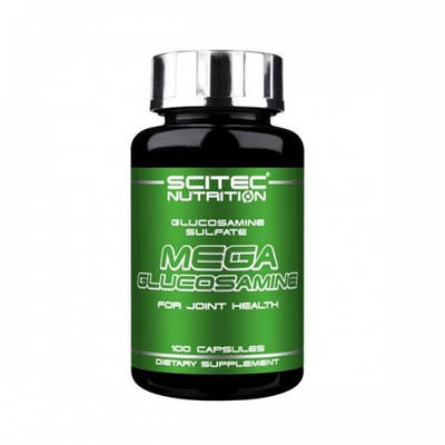 SN Mega Glucosamine 100 caps