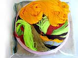 Набор для «ковровой вышивки»  2 иглы «Львенок», фото 2