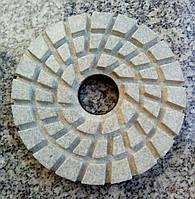 Алмазный диск для полировки каменного пола  100x7x23, фото 1