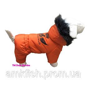 Зимний комбинезон A-42 для собак DogsBomba