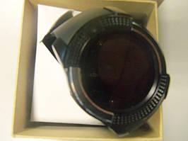 Розумні смарт-годинник Smart Watch V8 Black