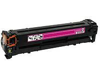 Картридж HP 125A magenta CB543A для принтера LJ CM1312, CM1312nfi, CP1210, CP1215, CP1510, CP1515n совместимый