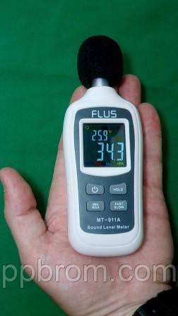 измеритель шума MT-911A