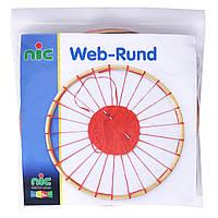 Набор для рукоделия Круг для шитья, 24 см, Nic (NIC3161)