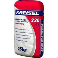 Клей для минеральной ваты Kreisel 230 (25 кг)