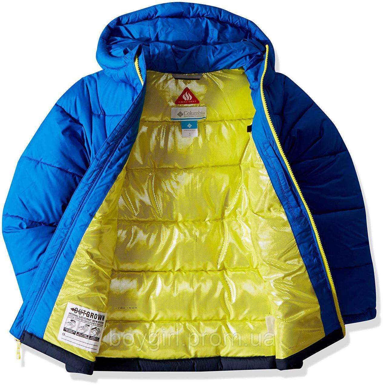 d16cea61 Зимняя дутая куртка Columbia Omni-Heat с системой роста: продажа ...