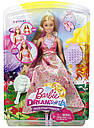 Кукла Барби Дримтопия Принцесса с волшебными волосами Barbie Dreamtopia DWH42, фото 9