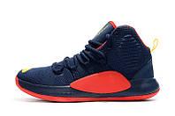 Баскетбольные кроссовки Nike Hyperdunk 2018 blue