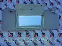 Козирок сонцезахисний правий сірий Geely MK Geely 101800567300652